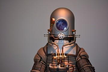 Escafandra estratonáutica, traje espacial