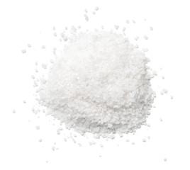 Salt Isolated On White Background