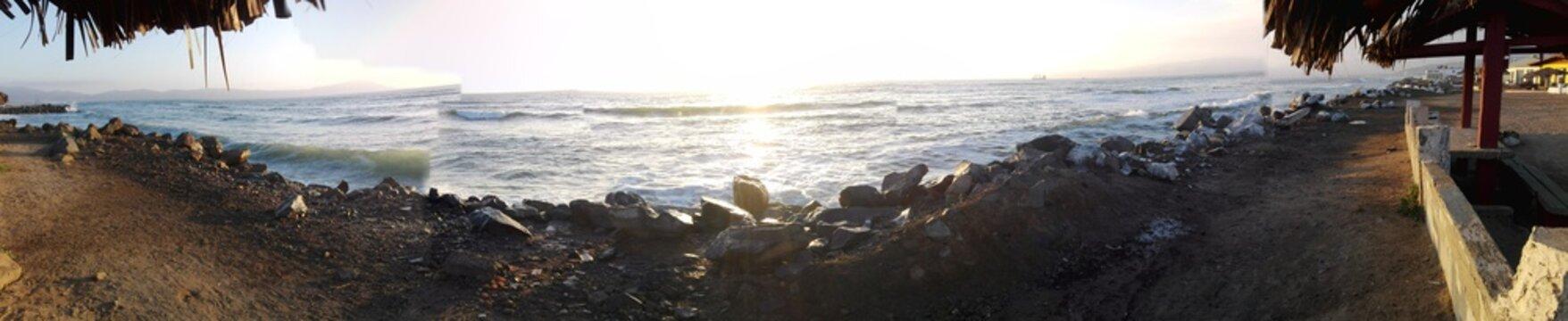 Playa Monalisa Ensenada Baja Califoria