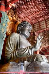 The Great Buddha, Nara, Japan
