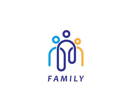 Family link logo