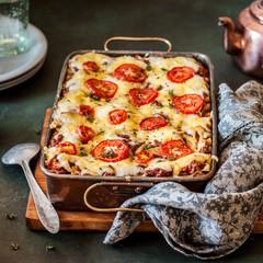 Classic Lasagne Bolognese