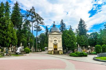 Lviv Lychakiv Cemetery 01