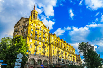 Kiev Independence Square 04