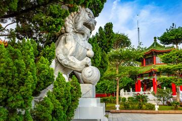 台湾忠烈祠 鼓楼