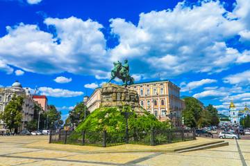 Kiev Sofiyivska Square 05