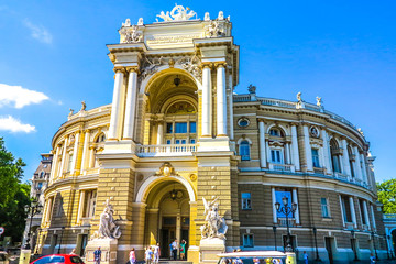Odessa National Theater 01