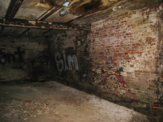 Corps and basements dorm in Khamovniki