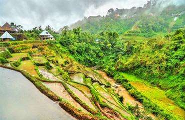 Banaue village on Luzon island, Philippines