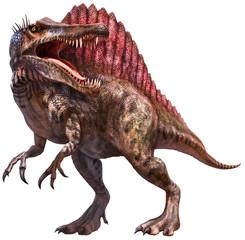Wall Mural - Spinosaurus dinosaur 3D illustration