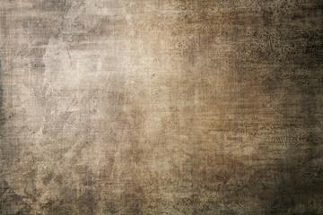 褐色のペイントされた石壁