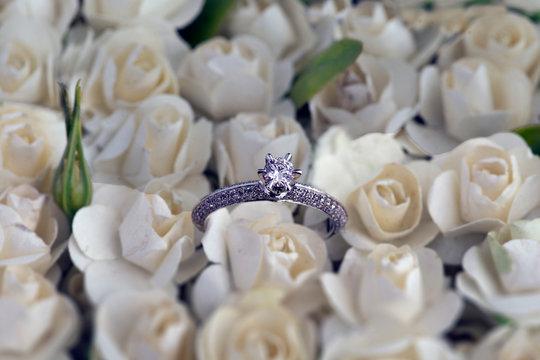 Weddin Diamond Ring