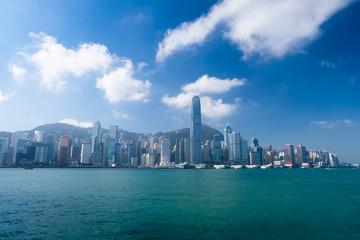 香港 ビクトリアハーバー