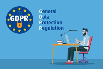 European Man and GDPR