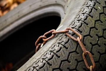 Farm car tyres