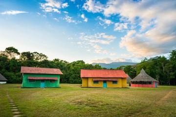 Yutaje indigenous village , Amazonas State - Venezuela