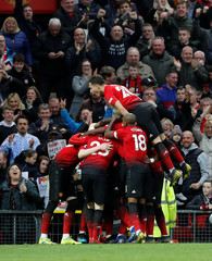Premier League - Manchester United v Southampton
