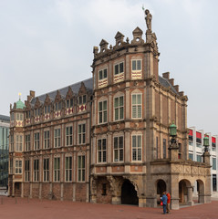 old Town Hall in Arnhem, the Netherlands