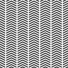 Abstract seamless pattern of arrows. Rhythmic structure of herringbone.
