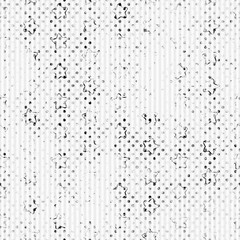 Abstract pattern. Seamless black and white texture.