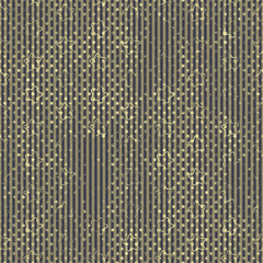 Seamless abstract pattern. Texture in yellow and black colors.