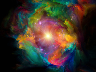 Cosmic Colors.
