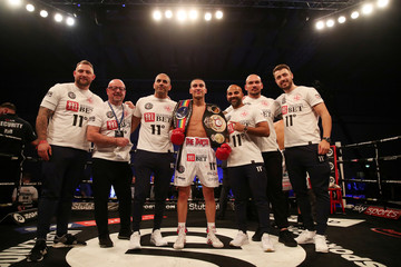 Jordan Gill v Emmanuel Dominguez - WBA International Featherweight Title