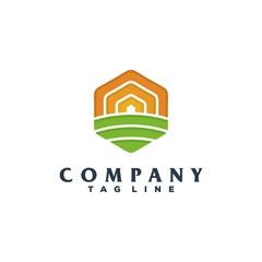 farmhouse logo design