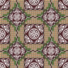 Moroccan pattern 4