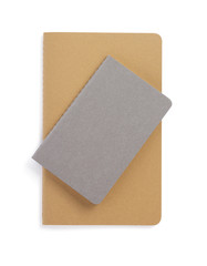 notebook at white background