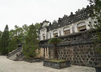 カイディン帝陵