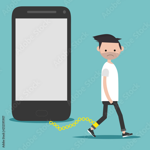 Social problem smartphone addiction Nomophobia Young