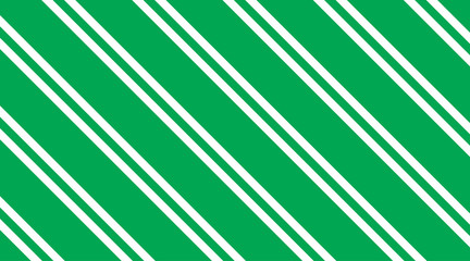 Illustration of green and white stripes, used for backgrounds.Vector