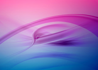 Abstract background with gradient