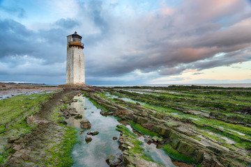 Wall Mural - Southerness Lighthouse