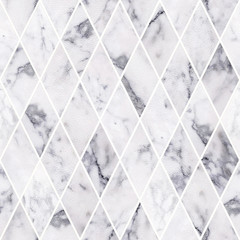 Seamless pattern texture background, Abstract white leather with marble stone texture background. Luxury pattern texture