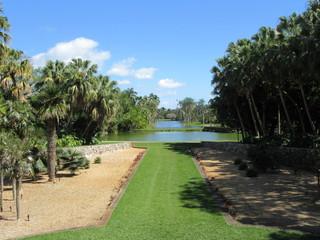 Fairchild Botanical Gardens in Miami