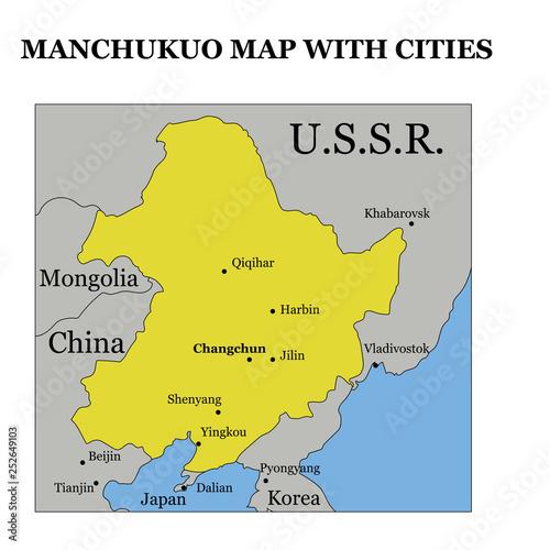 historical map of Manchukuo on the territory of modern China ... on persia map, nanking massacre, hainan map, sweden map, empire of japan, russo-japanese war, kazakhstan map, gobi desert map, new guinea map, shenyang map, austria map, asia map, great wall of china, second sino-japanese war, beijing map, first sino-japanese war, ming dynasty, inner mongolia, formosa map, china map, pakistan map, xinjiang map, sakhalin map, pearl harbor map, abyssinia map, angola map, qing dynasty, great wall map, japanese invasion of manchuria, nicaragua map,