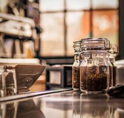 Fresh Jar Of Coffee
