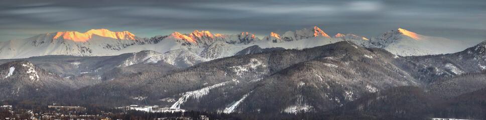 Zakopane in the Tatras