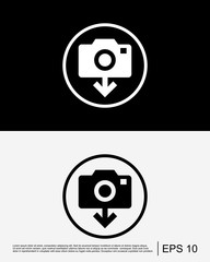 Download Pictures Icon Template