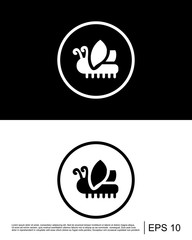 Agriculture worm, caterpillar, garden worm, insect, invertebrates icon