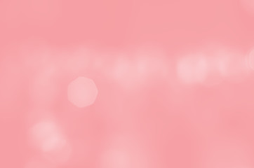 pink bokeh blurred abstract light wallpaper background.