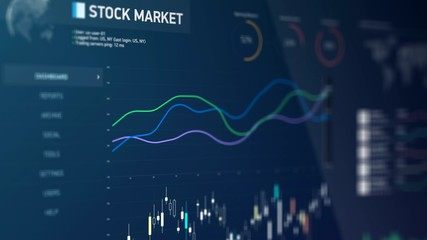 Stock and share market reports, live statistics, gaining and losing companies
