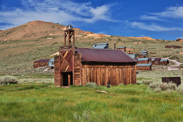 Bodie - Ghost town, USA, California, Nevada