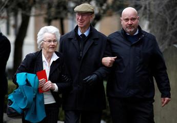 Funeral of Gordon Banks