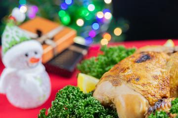 ローストチキン クリスマス