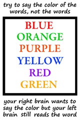 colors mind game