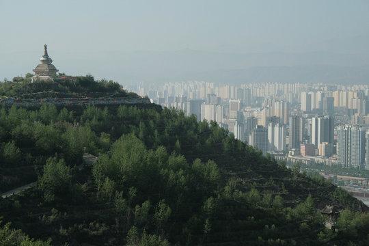 Xining, QInghai, China