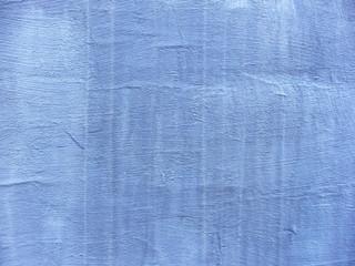 background blue concrete stucco wall